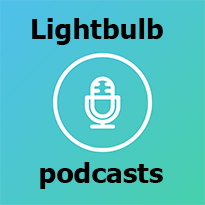 Click here for Lightbulb Moment podcasts