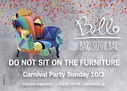 Carnival Party at Ballo