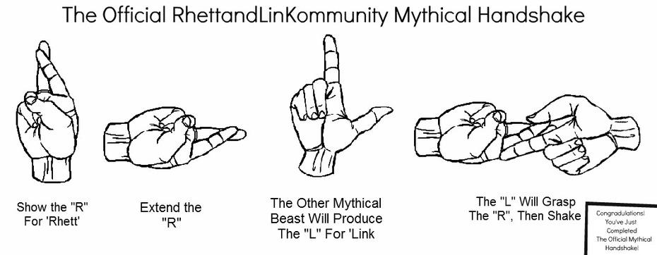 Mythical Handshake