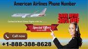 American Airlines Phone Number +1 888 388 8628