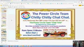 Power Circle Team Chitty Chitty Chat Chat Webinar Replay 27th Feb 2019