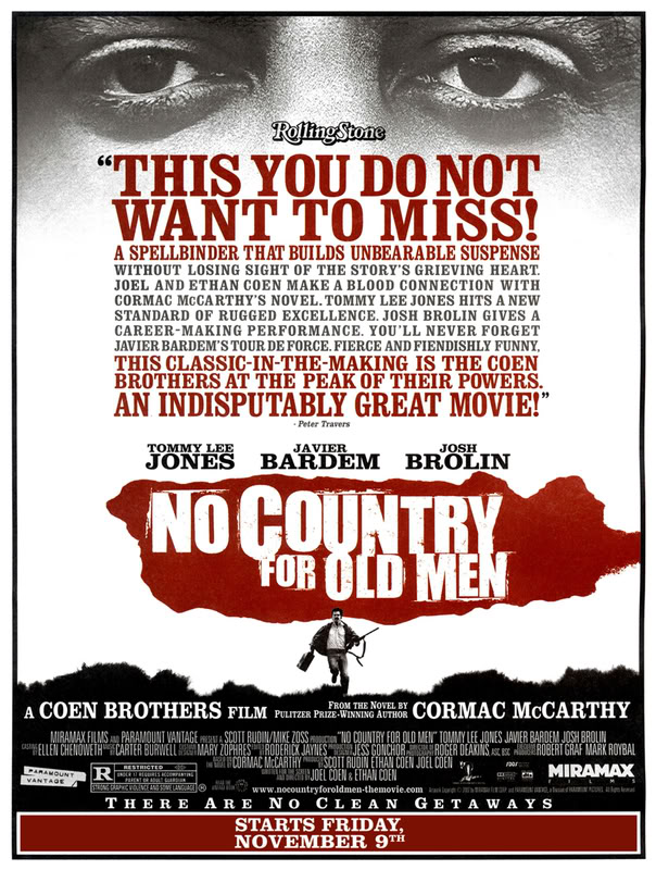 No Country For Old Men Or Women