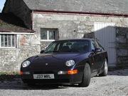 Porsche 968 settled in Cornwall