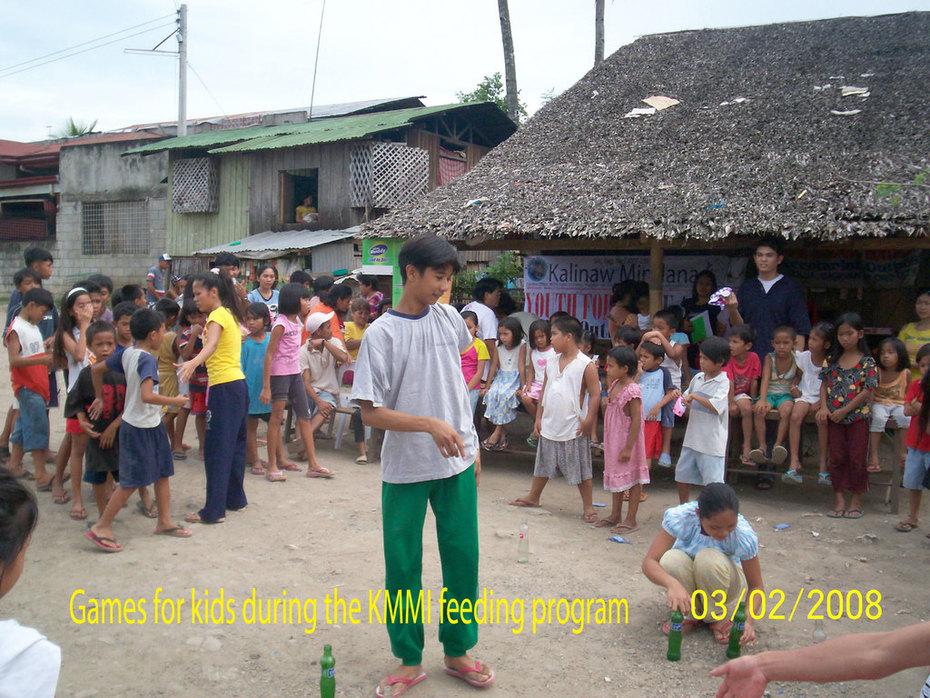 Gmaes-for-kids @ Brgy. Bulua, CDO