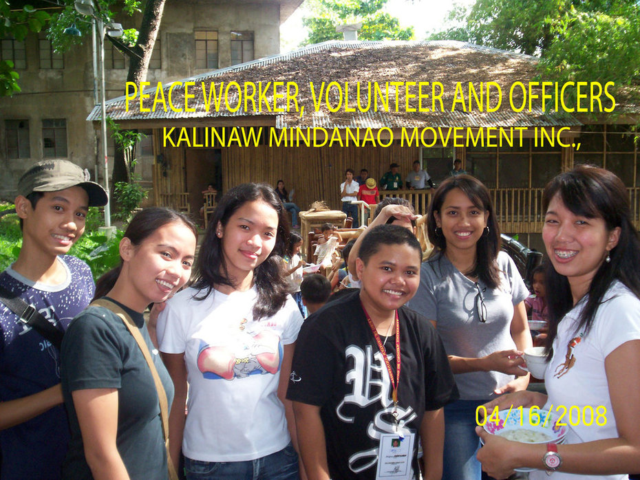 PEACE-WORKER,-VOLUNTEER-AND OFFICER