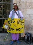 Big Hug of Jerusalem, June 24, 2008