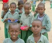 african-school-children
