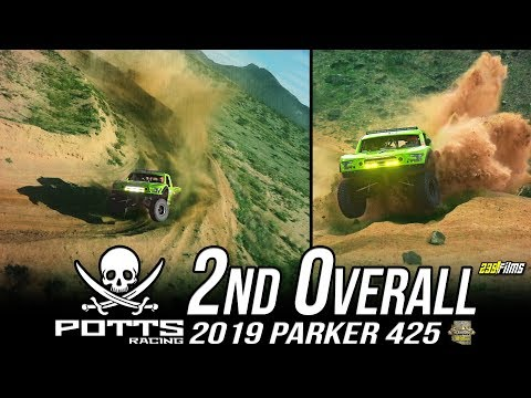 Potts Racing takes 2nd Overall at the 2019 BITD Parker 425