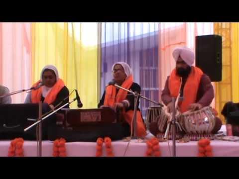Biba Kirandeep Kaur Mohali wale recital shabad