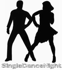 SingleDanceNight Logo