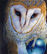 Ininaznah My Owl Spirit GuarDiaN