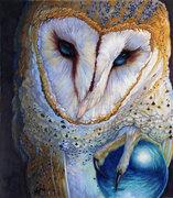 Ininaznah My Owl Spirit GuarDiaN