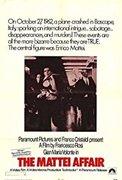 Il caso Mattei (1972) The Mattei Affair