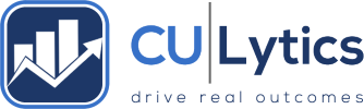 Credit Union Data Analytics and Digital Transformation Leader Logo