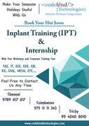 internship in chennai for cse