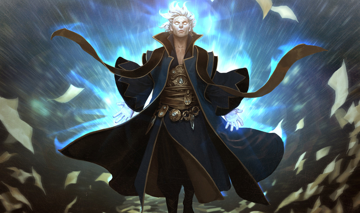 Character Build: The Alchemist's Apotheosis (Ordinator
