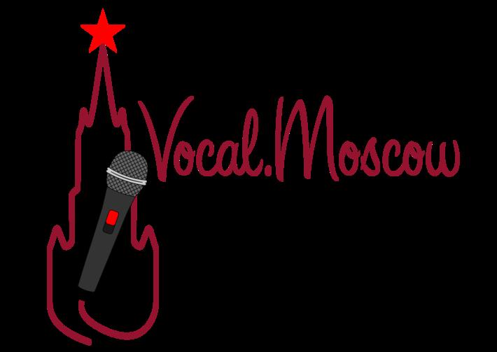 Vocal.Moscow @ Cообщество вокалистов Москвы, школы вокала Москвы Logo