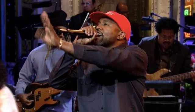 Kanye West SNL Rant