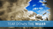 Interfaith Cafe: Tear Down the Wall