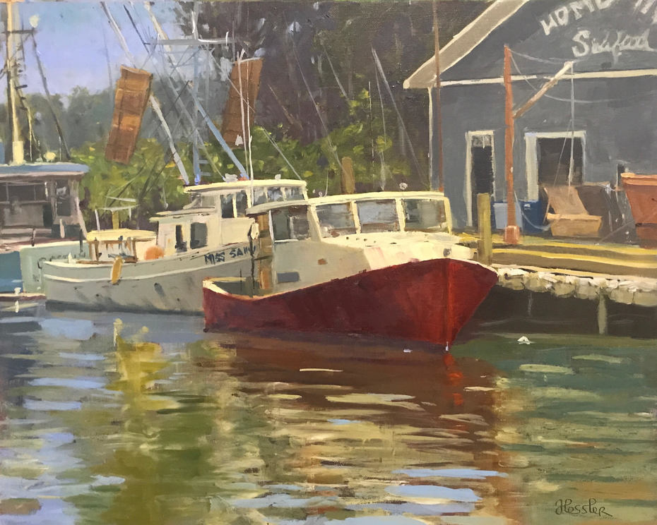 """Homer Smith's Seafood, Beaufort"""