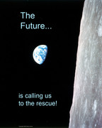 because: The Future...is calling us to the rescue!