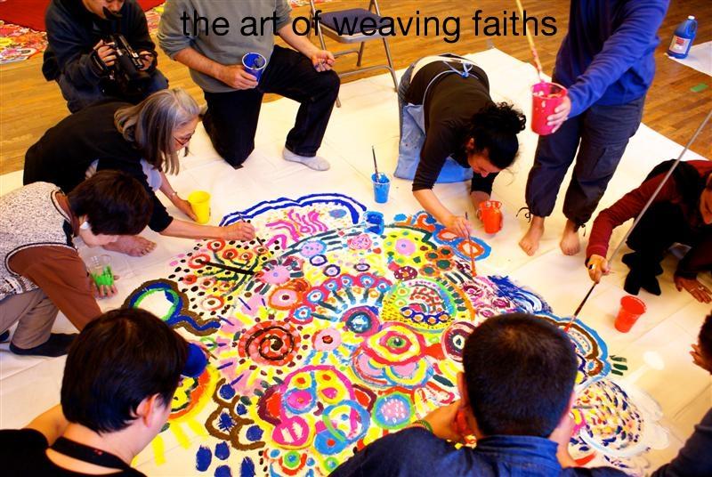The art of weaving faiths