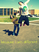 Because I am Different