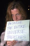 b/c the entire universe breathes
