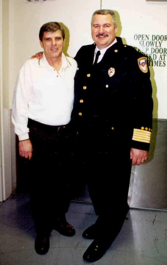 One of my mentors Chief Pete Ganci