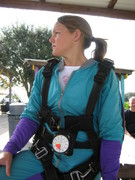 2nd skydiving jump