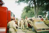 vehicle extracation training