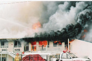 Days Inn Fire - XMAS Day