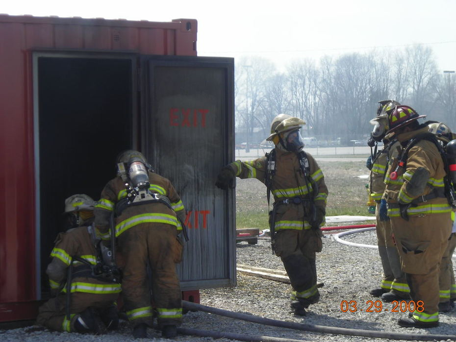 Vermillion Co. Live Fire class