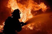 Training fire