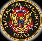 Federal Fire Dept. Hawaii