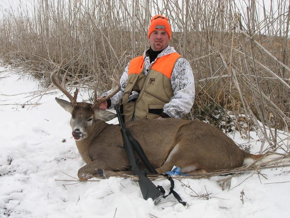 Capt. Jake's 2007 Buck