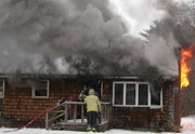 Working Fire Shirley, MA