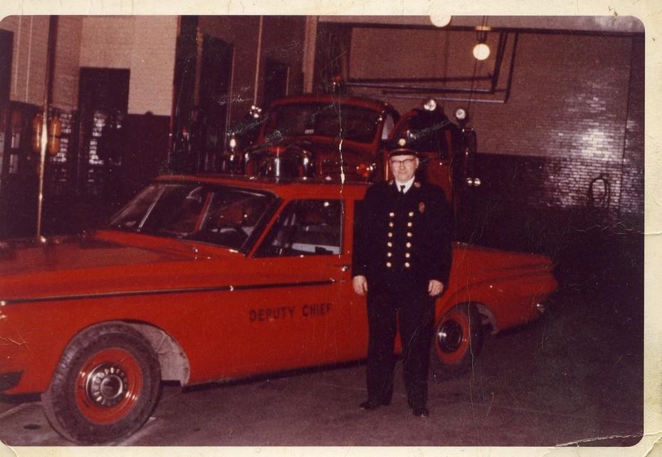 Deputy Chief  L  Dunn