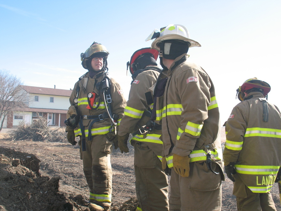 Live Fire Drill 093