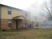 Working apartment fire Gallatin, TN