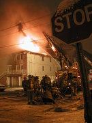 Jersey City Fires