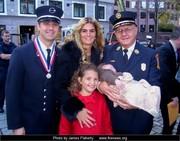 Family at Medal Day