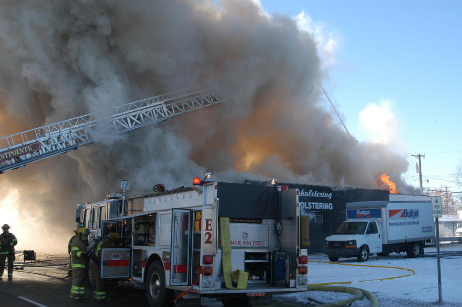 Commercial 2nd Alarm