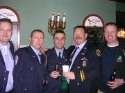 Dublin Fire Brigade NYC St. Pat's 2006