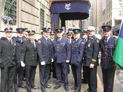 NYC St. Pat's 2006, Dublin Fire Brigade