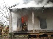 TRAINING FIRE 012