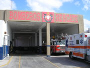 CANCUN,MEXICO FIRE STATION