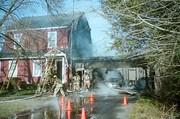 House Fire 3-13-09