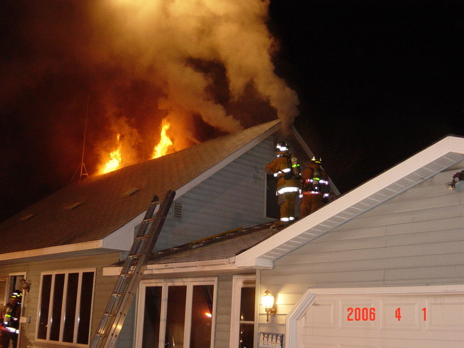 Another House Fire