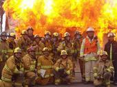 Old training burn